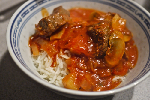 January staff recipe of the month: Beef or Pork Goulash